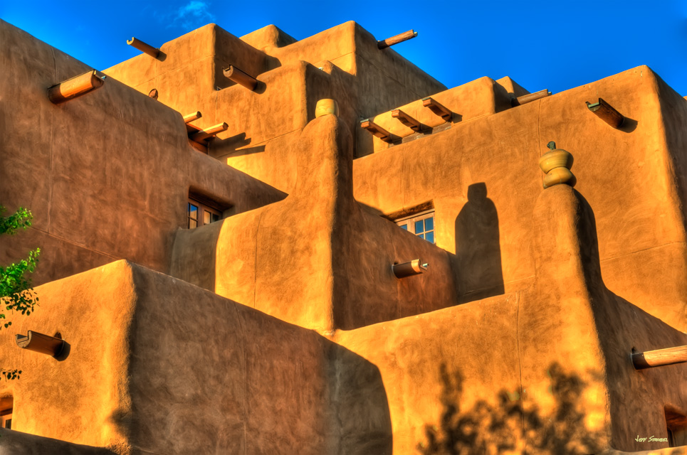 jeff strobel: loretto (santa fe, new mexico)